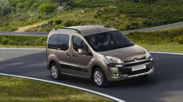 Citroen Berlingo Combi
