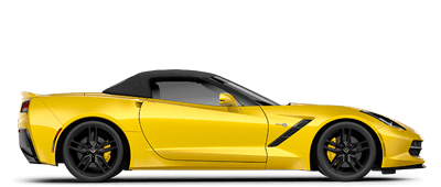 Corvette Stingray Cabrio