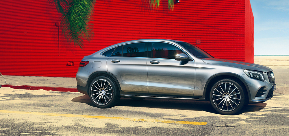 Mercedes-Benz Classe GLC Coupé