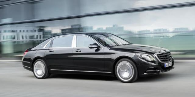 Mercedes-Benz Classe-S Maybach